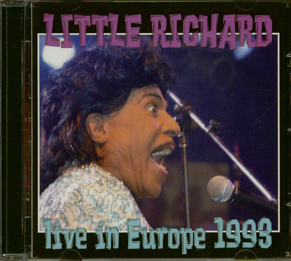 Live In Europe 1993 (CD)Live In Europe 1993
