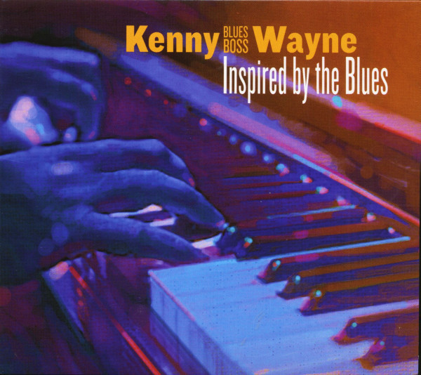 Inspired By The Blues (CD)