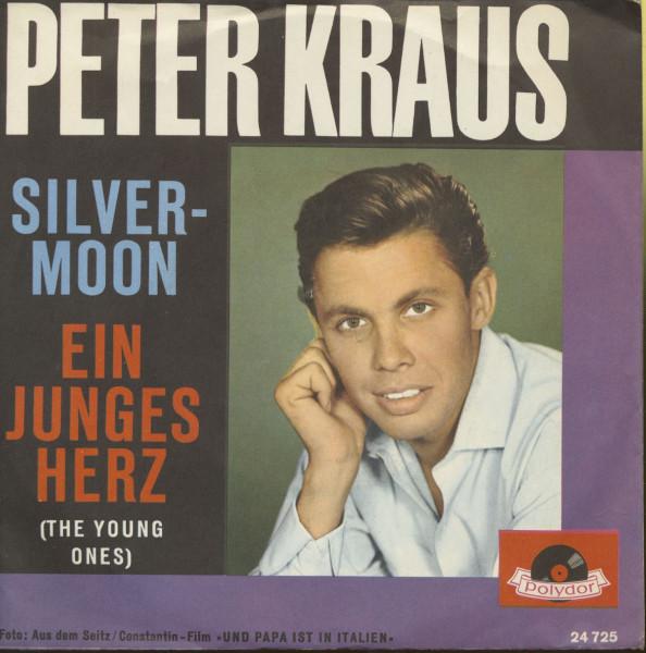 Silvermoon - Ein junges Herz (7inch, 45rpm, PS)