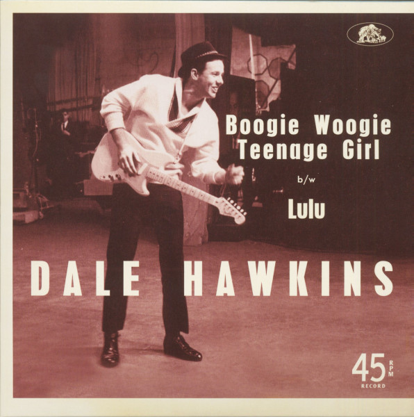 Boogie Woogie Teenage Girl - Lulu (7inch, 45rpm, PS)