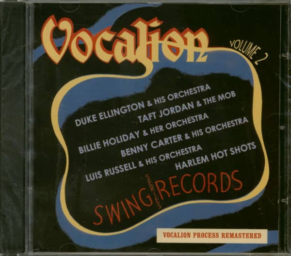 Vocalion - Swing Series Vol. 2 (CD)