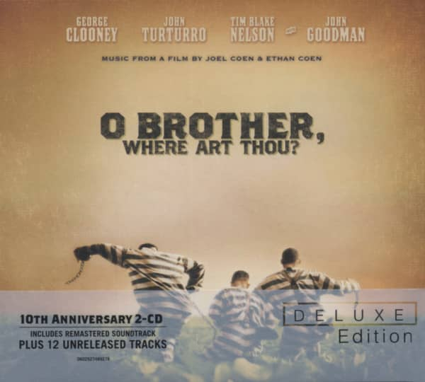 O Brother, Where Art Thou? 10th.Deluxe (2-CD)