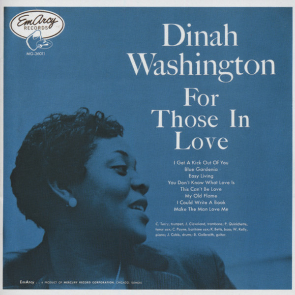 For Those In Love (CD)