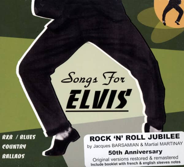 Songs For Elvis - 50th Anniversary Edition