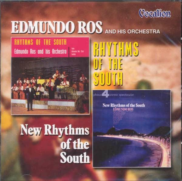 Rhythms Of The South - New Rhythms Of...
