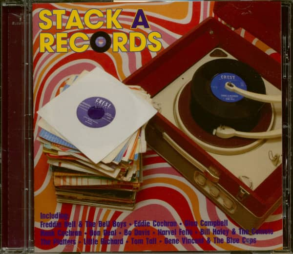 Stack A Records (CD)