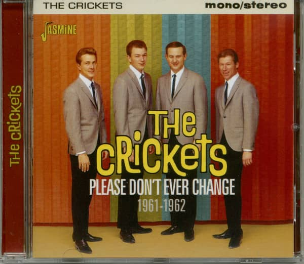 Please Don't Ever Change 1961 - 1962 (CD)