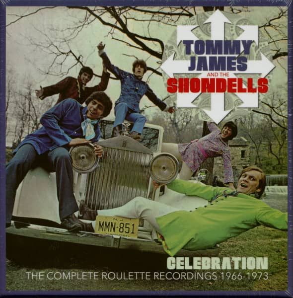 Celebration - The Complete Roulette Recordings 1966-1973 (6-CD)