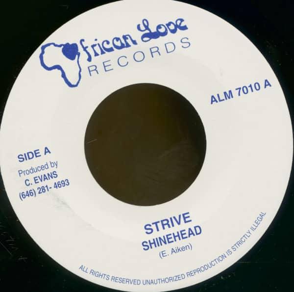 Strive - Strive (Version) (7inch, 45rpm)