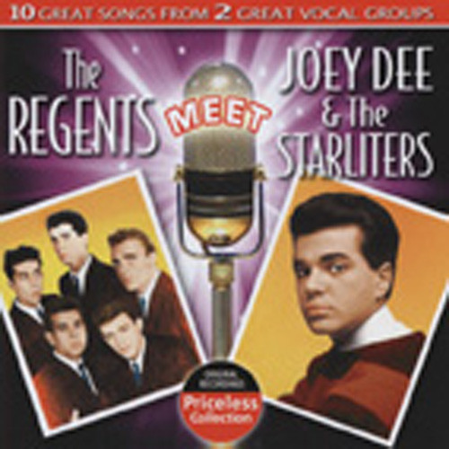 Meets Joey Dee And The Starliters