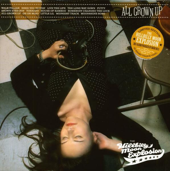 All Grown Up (LP, Khaki Color Vinyl, Ltd.)