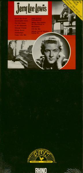 Jerry Lee Lewis (CD, Longbox Package)