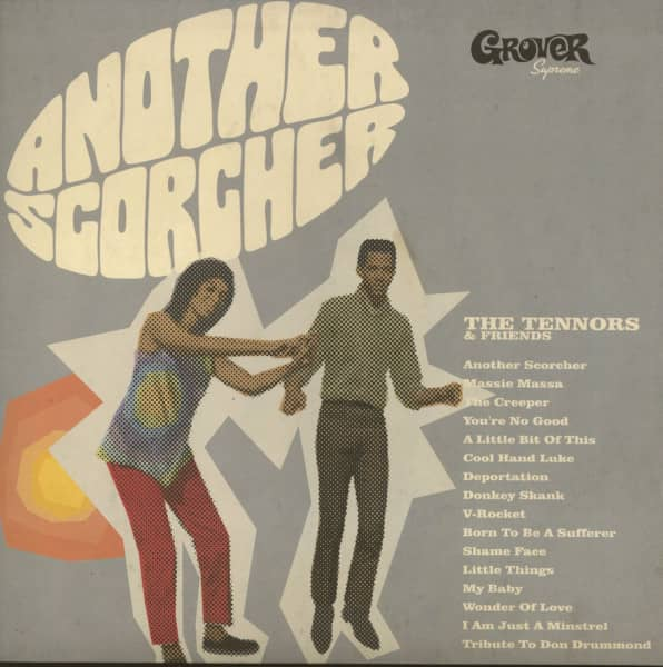 Another Scorcher - The Tennors And Friends (LP & CD, 180g Vinyl)