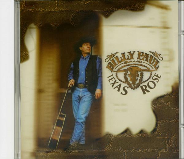 Texas Rose (CD)