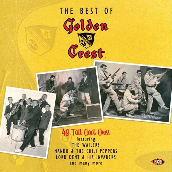 The Best Of Golden Crest (2-CD)