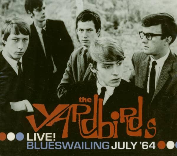 Live - Blueswailing July '64 (CD)