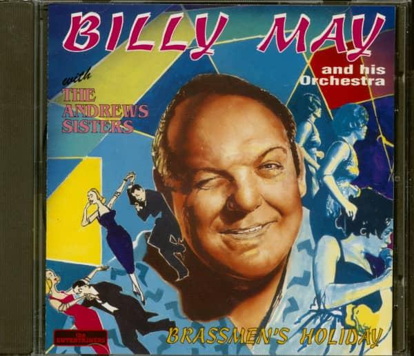 Brassmen's Holiday (CD)