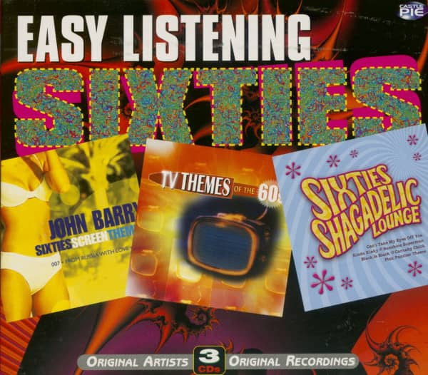 Easy Listening Sixties (3-CD)