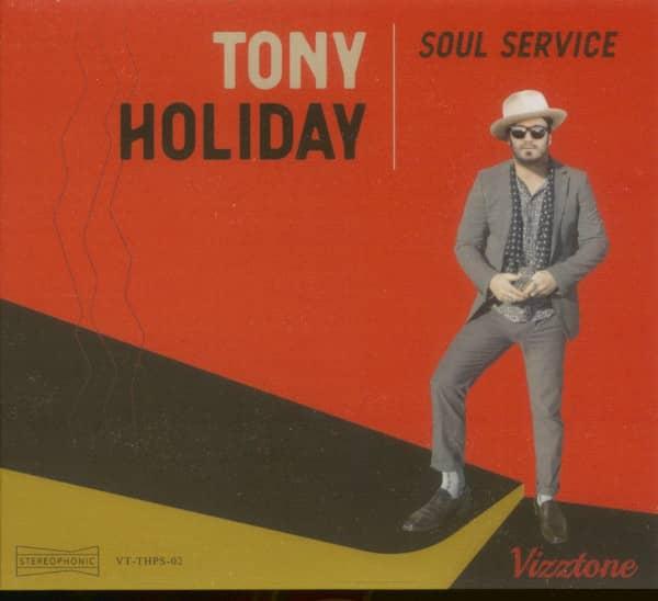 Soul Service (CD)