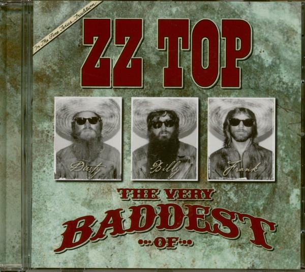 The Very Baddest Of ZZ Top (CD)