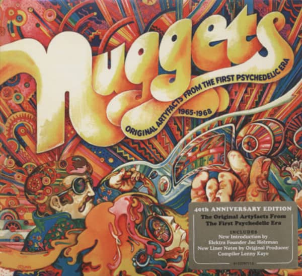 Nuggets - 40th Anniversary