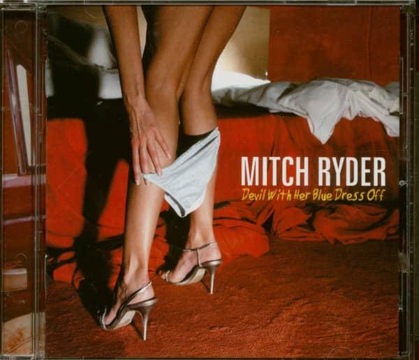 Devil With Her Blue Dress Off (CD)