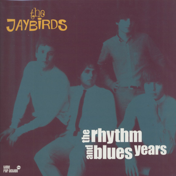 The Rhythm And Blues Years (2-LP & Poster)