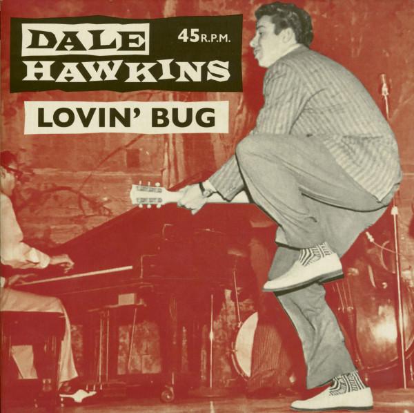 Lovin' Bug - Teenage Dolly (7inch, 45rpm, PS, SC)