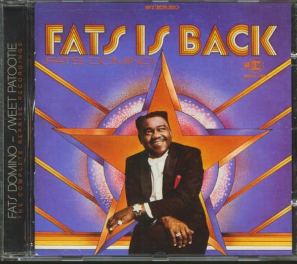 Fats Is Back - Sweet Patootie - The Complete Reprise Recordings (CD, Ltd.)