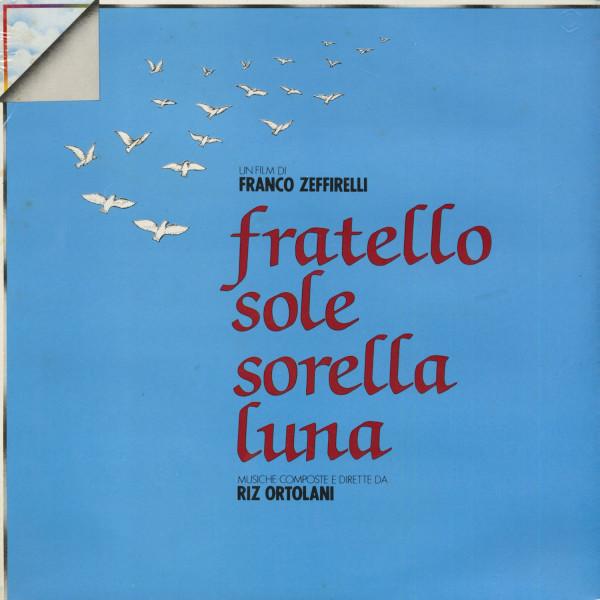 Fratello Sole Sorella Luna - Soundtracks (LP)