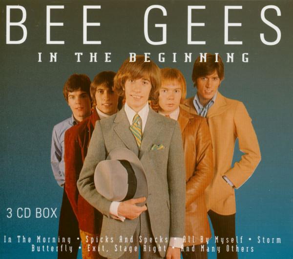In The Beginning (3-CD)