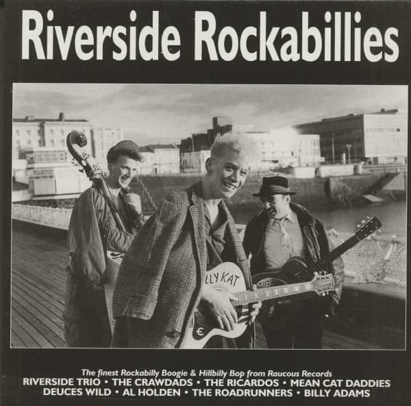 Riverside Rockabillies (LP, 10inch)