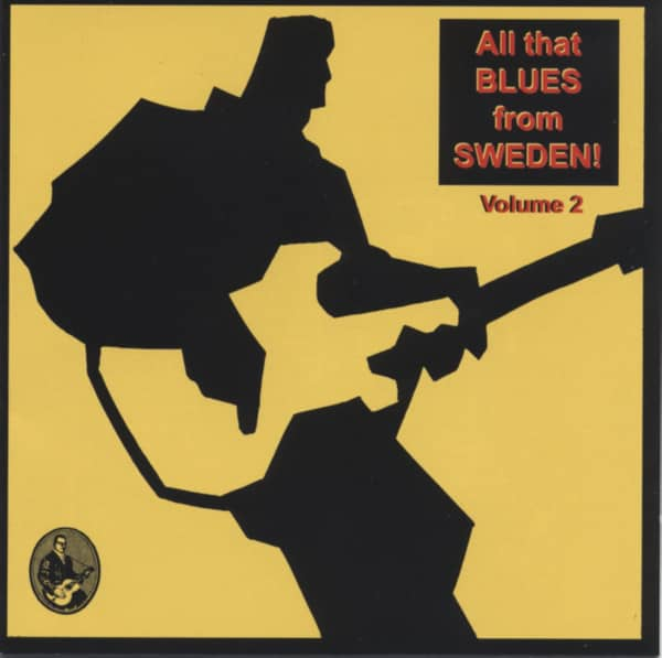 All That Blues From Sweden Vol.2 (CD)