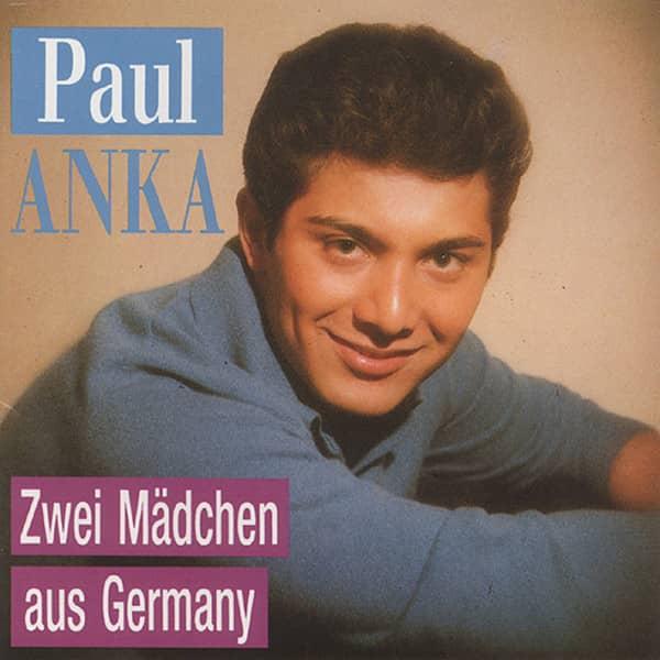 Zwei Mädchen aus Germany (CD)