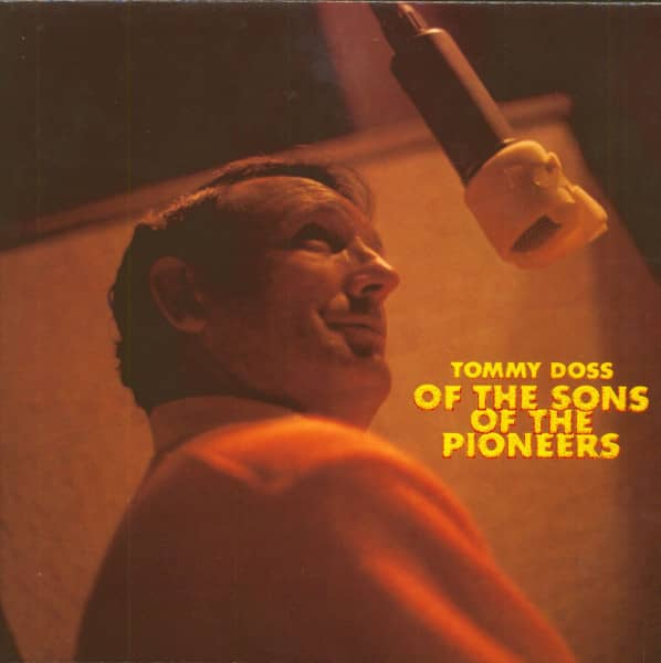 Tommy Doss Of The Sons Of The Pioneers (LP)