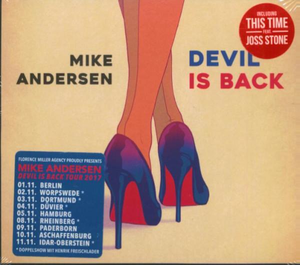 Devil Is Back (CD)