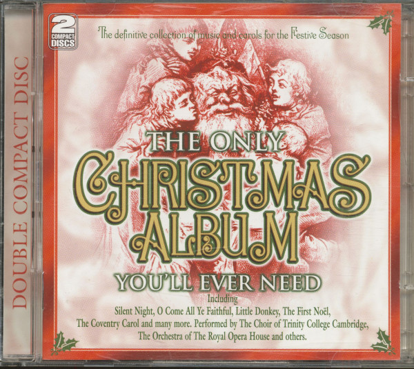 The Only Christmas Album You'll Ever Need (2-CD)