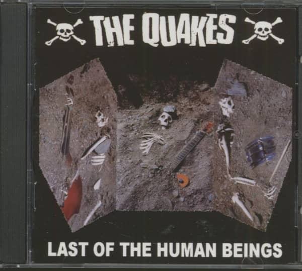 Last Of The Human Beings (CD)