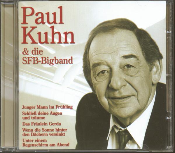 Paul Kuhn & die SFB-Bigband (CD)