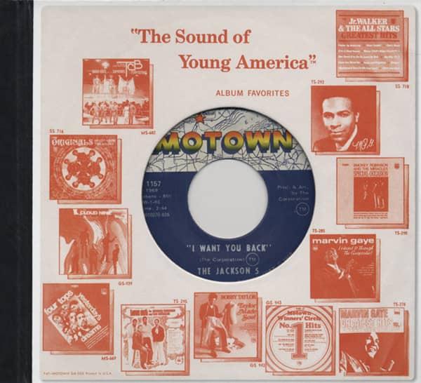 Complete Motown Singles Vol.9 1969 (6-CD and bonus 45rpm)