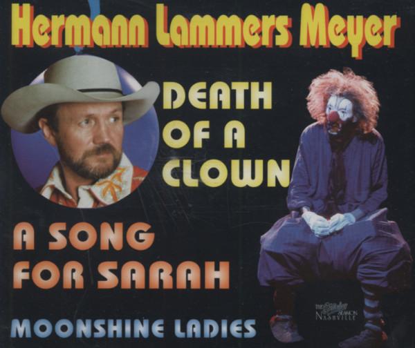 Death Of A Clown - Maxi CD