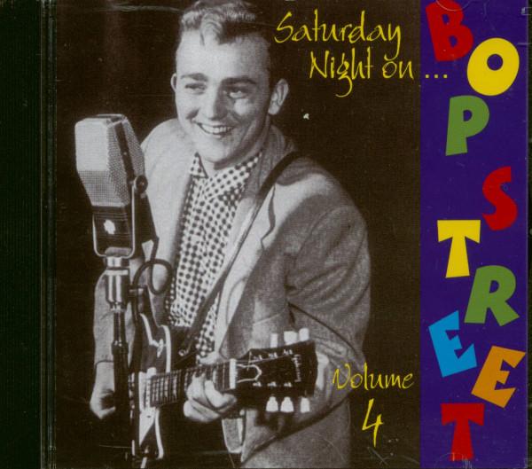 Saturday Night On Bop Street Vol.4 (CD)
