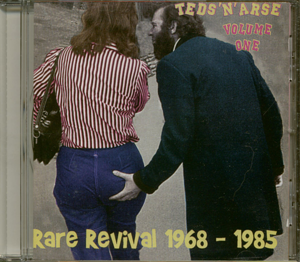 Teds'n'Arse - Rare Revival 1968-85 (CD)