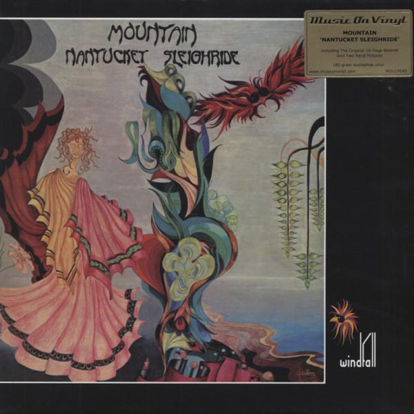 Nantucket Sleighride (1971) 180g Deluxe Ed.