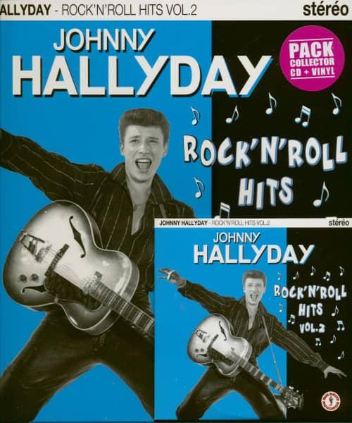 Rock'n'Roll Hits Vol.2 (10inch LP plus CD)
