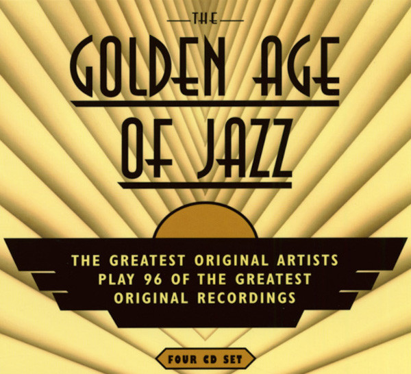 Golden Age Of Jazz 4-CD