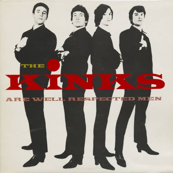 The Kinks Are Well Respected Men (2-LP)