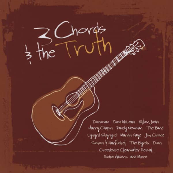 3 Chords & The Truth (2-CD)