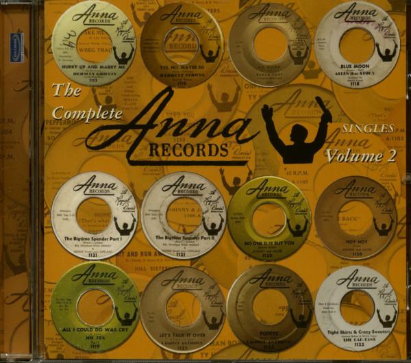 The Complete Anna Records Vol.2 (CD)