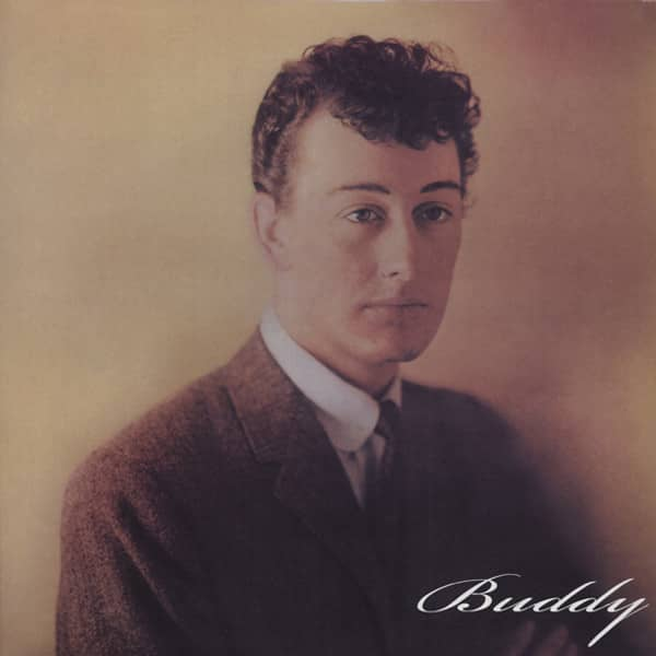 Buddy - 180g HQ Vinyl&CD